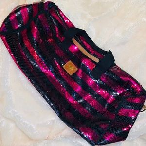 PINK VS Sequin Duffle Bag